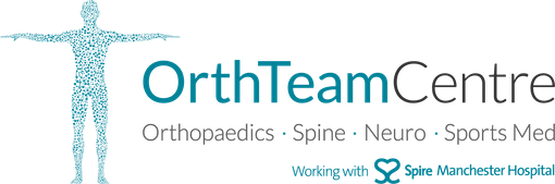 OrthTeam + icon + specialties + partnership